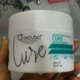 Маска cure питание поврежденных волос. Фото 1.
