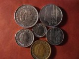 Монеты нидерланд. Фото 1.