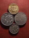 Монеты португалии. Фото 2.