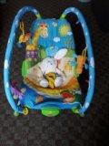 Детский шезлонг. Фото 1.