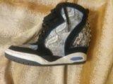 Осенние ботинки на каблуке. Фото 2.