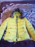 Куртка-пуховик,зима, р-42. Фото 1.