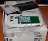 Nokia e71 white. Фото 1.