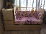Кровать трансформер детская. Фото 1.