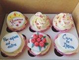 Капкейки, десерты. Фото 4.