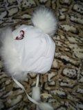Шапка зимняя. Фото 1.