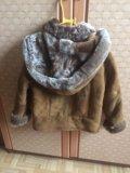 Куртка- дубленка. Фото 2.