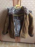 Куртка- дубленка. Фото 3.