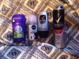 Дезодоранты. Фото 1.