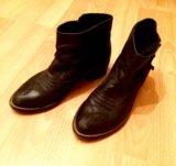 Ботинки top shop. Фото 1.