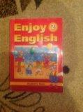 Книга по английскому языку за 2 класс. Фото 1.