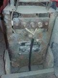 Сварочный аппарат. Фото 1.