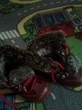 Зимний комбинезон,ботинки шапка шлем. Фото 3.