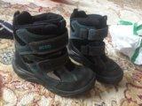 Ботинки ecco. Фото 2.