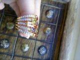 Кольцо новое 17 размер. Фото 1.