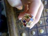 Кольцо новое 17 размер. Фото 2.