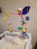 Мобиль для детской кроватки. Фото 1.