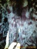 Шуба из козы. Фото 1.