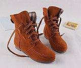 Ботинки новые - замша натуральная. Фото 1.