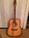 Акустика гитара. Фото 2.