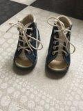 Детские ортопедические ботинки rabbit. Фото 4.