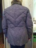 Куртка-пуховик зима 54размер. Фото 2.