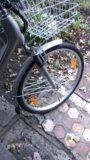 Электровелосипед. Фото 1.
