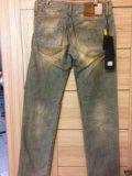 Мужские джинсы новые. Фото 2.