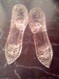 Хрустальные туфельки. Фото 3.