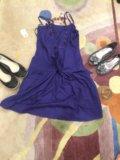 Платье и туфли. Фото 1.