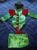 Новогодний костюм для мальчика «дракон». Фото 2.