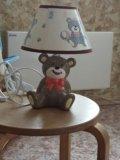 "Ночник ""мишка"". Фото 1."