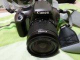 Зеркалка canon. Фото 1.