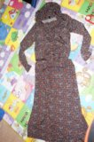 Платье миди. Фото 1.