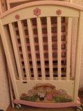Кроватка для принцесс. Фото 1.