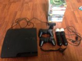 Ps 3 slim 500 gb. Фото 3.