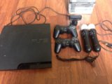Ps 3 slim 500 gb. Фото 2.