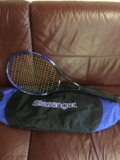 Теннисная ракетка мужская с чехлом. Фото 1.