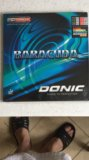 Donic baracuda. Фото 2.