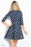 Расклешенное платье. Фото 1.