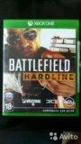"Игра для xbox one""battlefield hardline"". Фото 1."