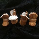 Зимняя обувь для собак. Фото 1.