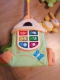Детский мобиль на кроватку. Фото 1.