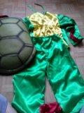 Новогодний костюм черепашка ниньдзя. Фото 1.