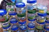Баночки от дет.питания. Фото 1.