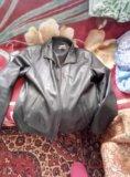 Куртки кожаные 3 штуке. Фото 1.