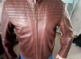 Куртки кожаные 3 штуке. Фото 2.
