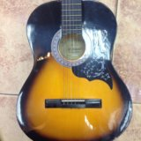 Акустическая гитара amati. Фото 2.