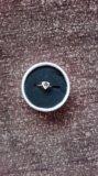 Продам золотое кольцо с сапфиром. Фото 2.