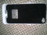 Чехол-зарядка для iphone 4. Фото 2.